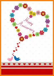 Printable Free Anniversary Cards 7 Happy Anniversary Cards Free Printable Plastic Mouldings