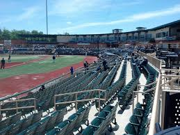 Lake Erie Crushers Stadium Seating Chart Scolins Sports Venues Visited 121 Sprenger Stadium Avon Oh