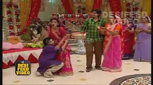 diya aur baati hum bhabho ki bidniya sandhya meenakshi in full dancing mood you