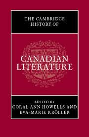 History Of Howells The Literature Canadian Edited Cambridge Coral By Ann 65naq