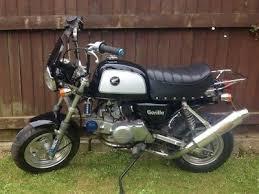 genuine honda gorilla monkey bike z50