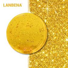 Classier <b>LANBENA 24K Gold Handmade</b> Soap Anti-Aging Seaweed ...