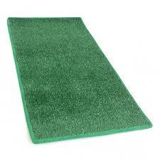 Green Heavy Indoor Outdoor Artificial Grass Turf Area Rug Carpet