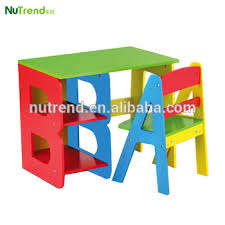 kids study furniture. DIY Smart Wood Kids Study Furniture Table And Chair Set