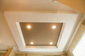 Tray Ceiling With Cove Lighting Home Design Ideas