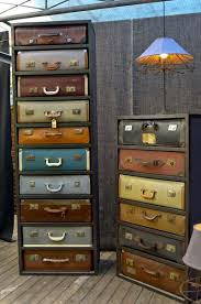 vintage furniture ideas. 20 DIY Vintage Suitcase Decorating Ideas To Create. Suitcases - For Accessorizing A Room, Extra Storage Or Repurposed Into Piece Of Furniture F