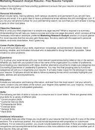 Marketing Analyst Resume Examples   Essaymafia.com