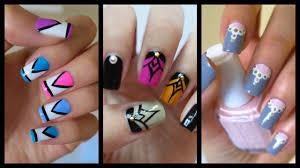 Nail Art Tutorials Awesome Nail Art For Beginners - Nail Arts and ...