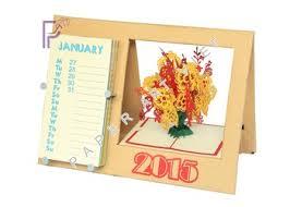 3d Paper Flower Calendar Flower 3d Popup Calendar Handmade Paper Stationery Buy Hand Made Paper Stationery 3d Popup Calendar Handmade Popup Calendar Product On Alibaba Com