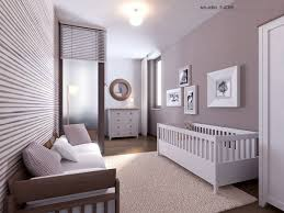 boy and girl baby nursery wallpaper  home wall decoration