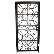 36 x 80 - Security Doors - Exterior Doors - The Home Depot