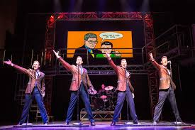 Image result for jersey boys uk tour