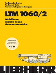 Liebherr Ltm 1060 2 Specifications Cranemarket