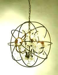 metal and wood orb chandelier spherical chandelier metal orb chandelier spherical chandelier orb chandelier wood brown