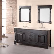 double sink bathroom cabinets. design element marcos solid wood double sink bathroom vanity cabinets b