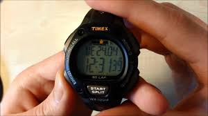 timex ironman triathlon watch review