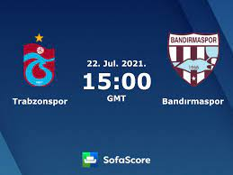 Trabzonspor vs Bandırmaspor live score, H2H and lineups
