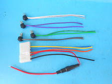 blaupunkt porsche parts & accessories ebay blaupunkt connector wiring at Blaupunkt Wiring Harness