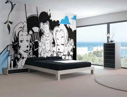 Marvelous Peaceful Design Ideas 12 Cool Bedroom Wallpaper Designs Paint And