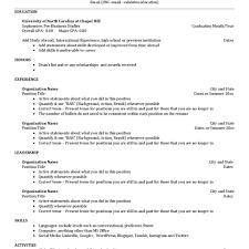 Pro Resume Resume For Study