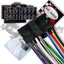 pioneer deh 4000 ebay Pioneer Deh 1000 Wiring Diagram wire harness for pioneer dehp4000 deh p4000 dehp400 deh p400 cde5769 cde6235 Pioneer Deh 1500 Wiring Diagram