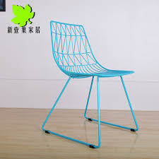 modern iron patio furniture. Special IKEA Wire Metal Mesh Outdoor Dining Chair Leisure . Modern Iron Patio Furniture K