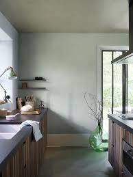 Keuken Inspiratie Flexa Early Dew Grijsgroen Woonkamer