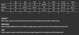 Fox Gear Size Chart 2016 Fox Racing Womens Switch Pants