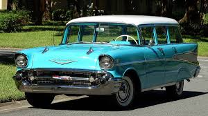 All Chevy 1957 chevy wagon for sale : 1957 Chevrolet Bel Air for sale #2026201 - Hemmings Motor News
