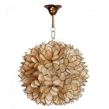 attracktive funky chandeliers for lotus flower chandelier the white small vivaterra large version