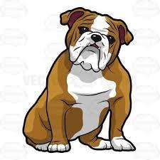 cute bulldog clipart.  Bulldog Cute Bulldog Clipart In E