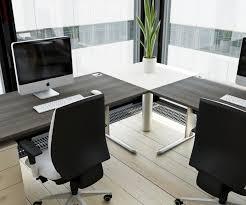 modern office desk. modern office furniture dark desk e