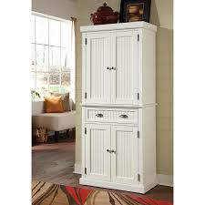 Tall Furniture Cabinets Modern Wooden Tall Storage Cabinets With Doors In White Of Great