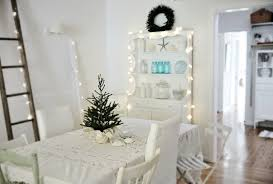 Stylish Christmas At The Beach Decorations Winning Decorating Cottage Style  Life By Sea
