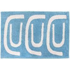 <b>Коврик для ванной Go</b> Round, голубой, арт. 10599.14 купить ...