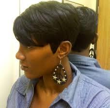 short bob hairstyle for black women