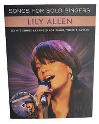 Lily Allen - Songs for solo singers ...