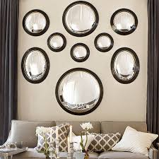 alastair convex mirror available at ballarddesigns  on bubble mirror wall art with alastair convex mirror feng shui room and mirror mirror