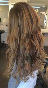 long wavy curly hair with blonde color ideas