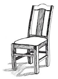 chair drawing. chair | by labguest drawing e