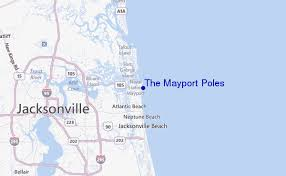 Mayport Tide Chart The Mayport Poles Surf Forecast And Surf Reports Florida