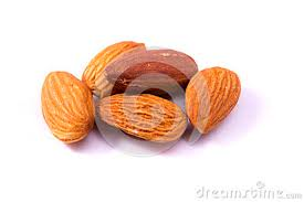 Refined Grains Refined Grains Of Almonds Stock Photo Image Of Separately 43009242