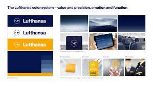 Lufthansa Brand Relaunch If World Design Guide