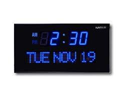 digital office wall clocks.  wall intended digital office wall clocks l