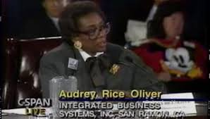 Audrey Rice Oliver | C-SPAN.org