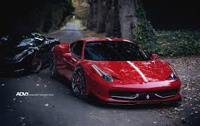 ferrari 458 black and red. horsing around in 2 ferrari 458u0027s on adv1 wheels 458 black and red a