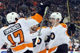 flyers nhl the scariest team in the nhl playoffs could be the flyers phillyvoice