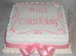 Christening Cakes Brysons Of Keswick