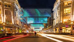 London Christmas Lights Switch On Date 2018 Christmas Lights In London 2019 Oxford Street Tries