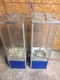 AA Vending Machine Classy Pair Of 48 Northwestern Super 48 48' Capsule Toy Vending Machine 48
